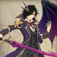 片翼の戯神ロキ